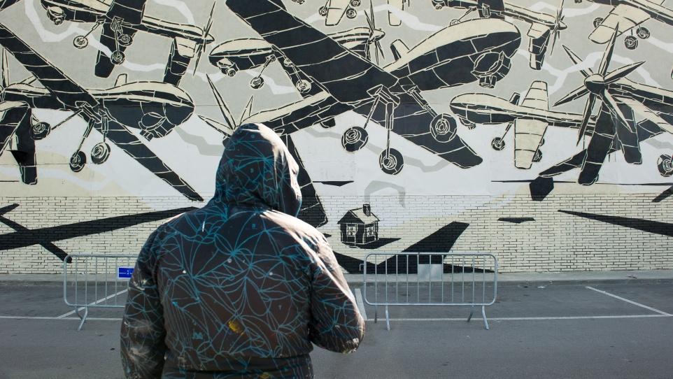 Art Urbà al Prat