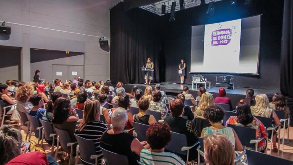 Trobada anual de dones del Prat