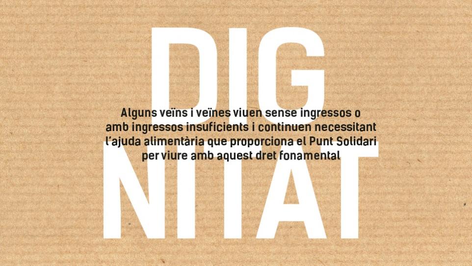 Recollida Aliments _ Dignitat