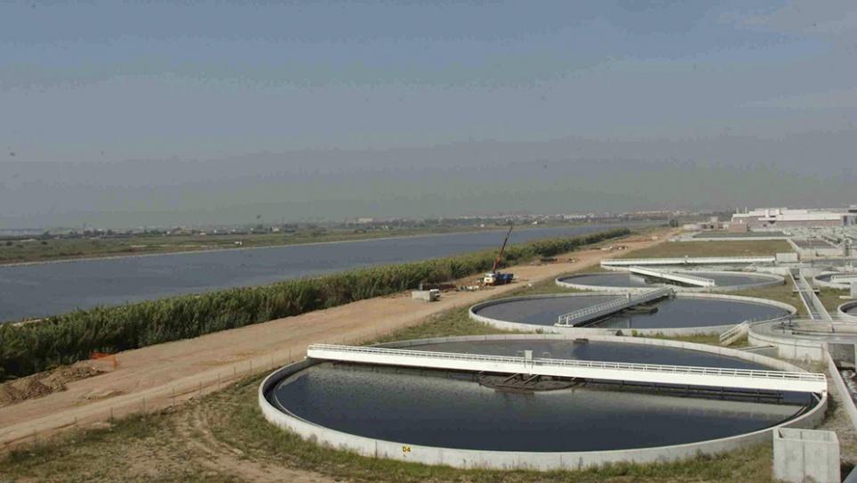 Infraestructures de l'aigua