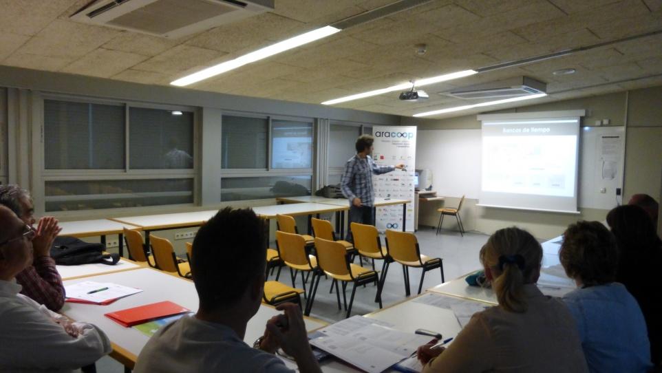 Formació economia social cooperativa
