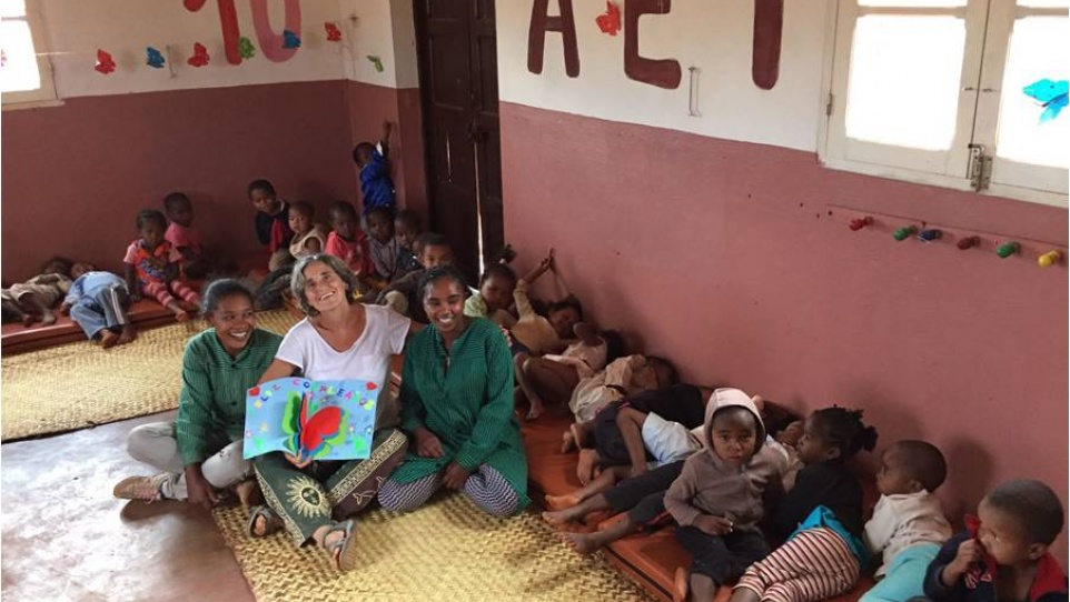 voluntariat internacional a Madagascar