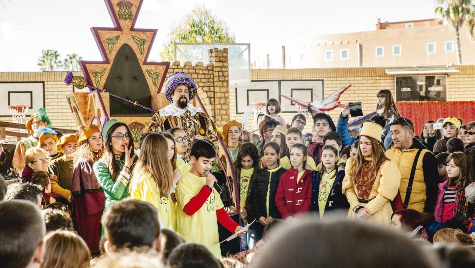El Consell dels Infants al Garatge Reial 2015