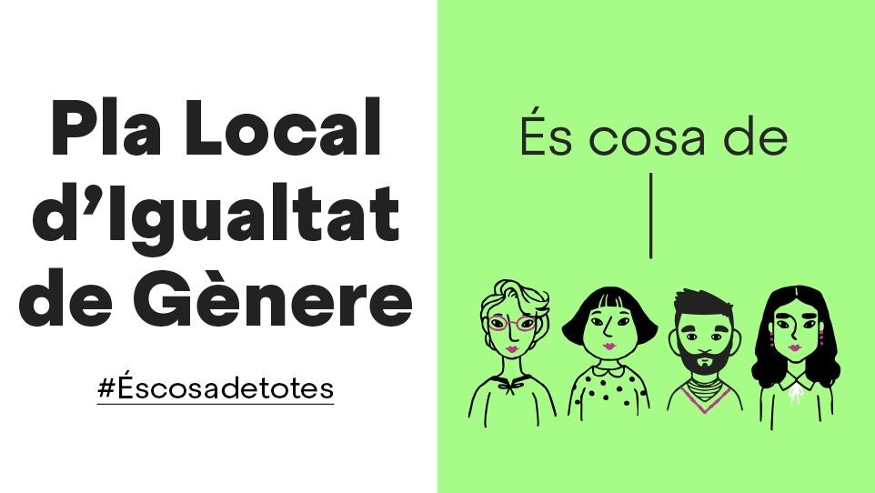 3r Pla Local d'Igualtat de Gènere
