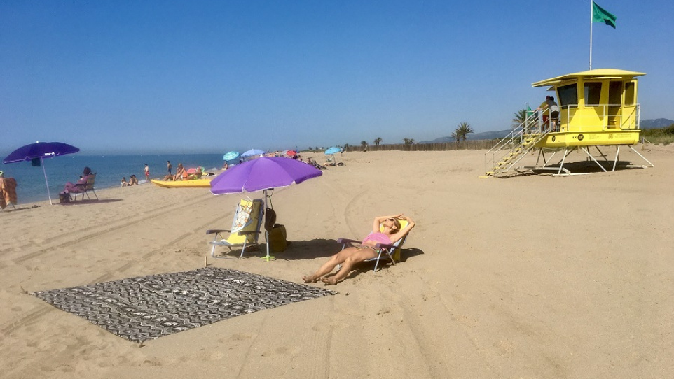 Prat Beach