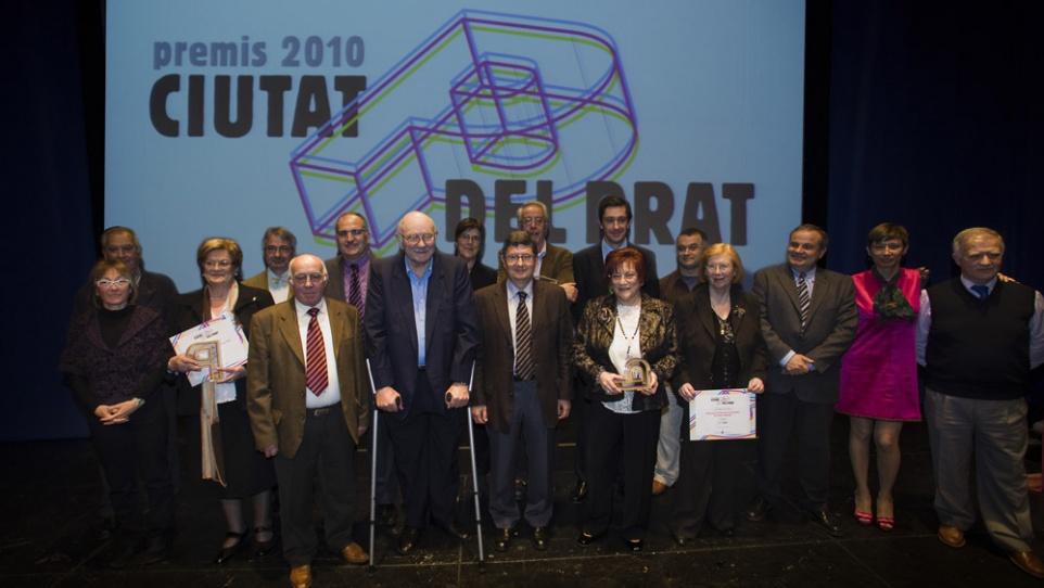 Premis Ciutat del Prat 2010