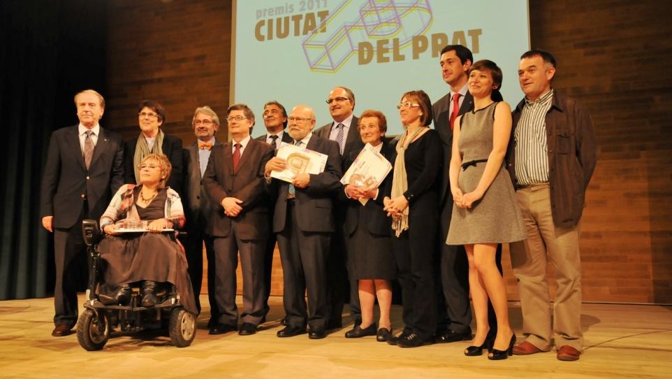 Premis Ciutat del Prat 2011