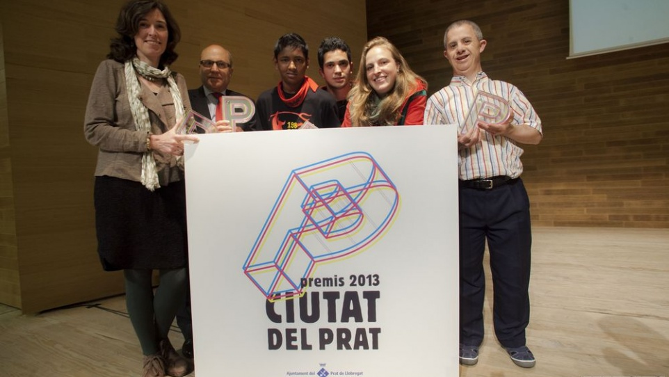 Premis Ciutat del Prat 2013