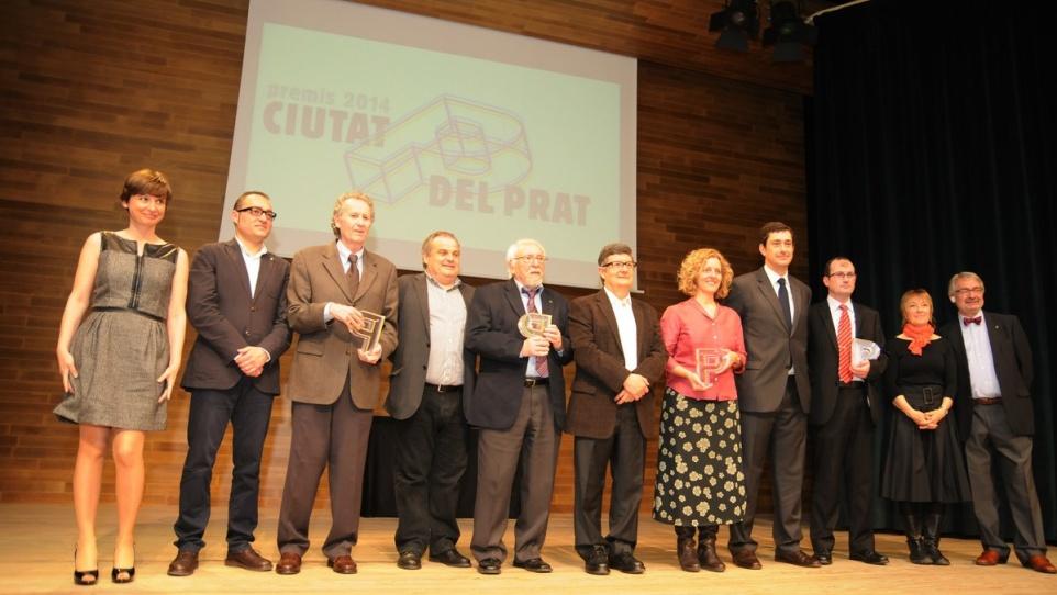Premis Ciutat del Prat 2014