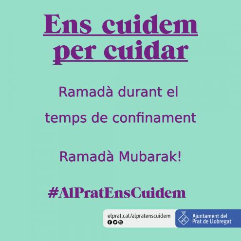Ramadà en confinament