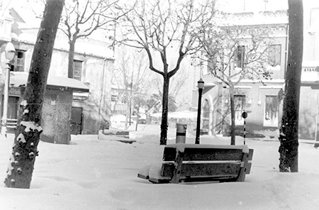 Nevades al Prat