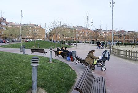 Plaça de Sant Jordi