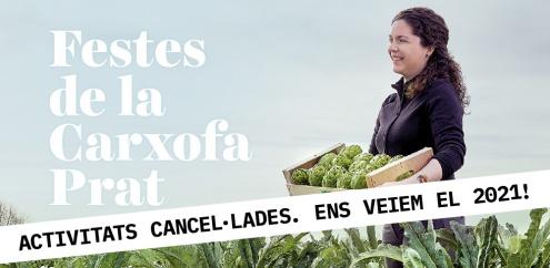 Cancel·lació Festes Carxofa