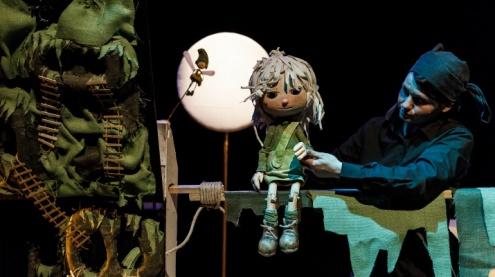 """Espectacle infantil: """"Adéu Peter Pan"""""""