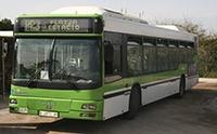 Afectacions als autobusos PR2, PR3 i L78 pel muntatge de la fira de Festa Major