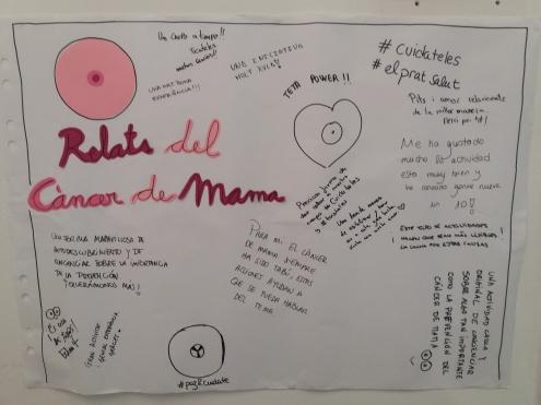 Artivisme Sant Cosme, 2018