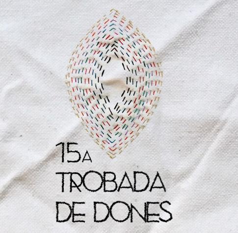 Imatge gràfica de la 15a Trobada de Dones del Prat