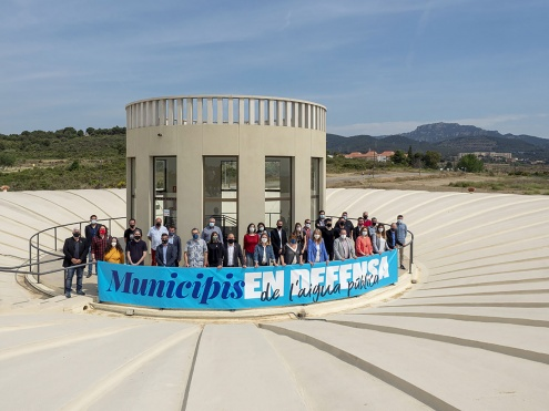 Manifest en defensa de l'Aigua