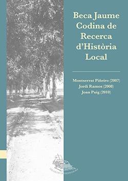 Beca Jaume Codina de recerca d'història local