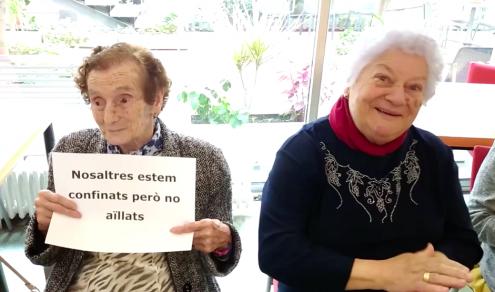 Imatge vídeo Residència Penedès