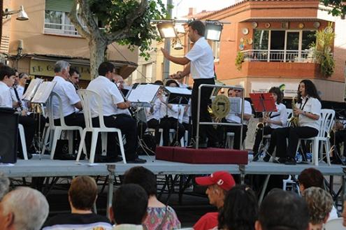 Concert de Sant Joan de l'any passat.