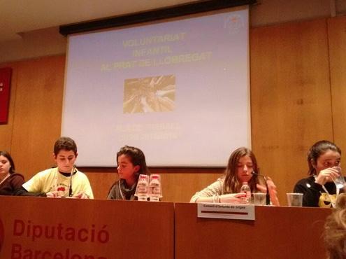 Participem en l'acte de reconeixement de la Diputació de Barcelona als Consells