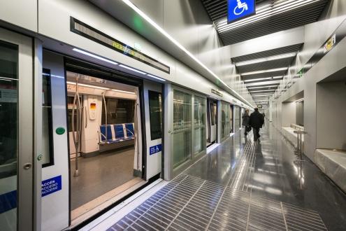 Metro al Prat