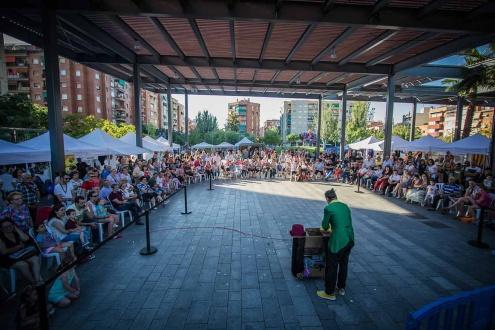 Festa El Prat Solidari.
