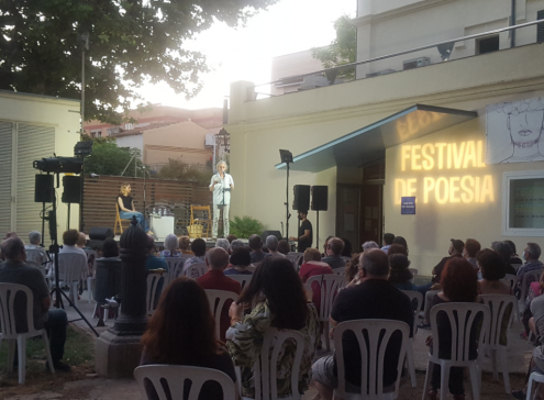 Festival de poesia_enric casasses_teresa colom