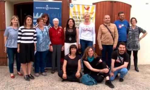 Acte d'agraïment a les entitats i empreses participants a El Prat Solidari 2016 - 2017