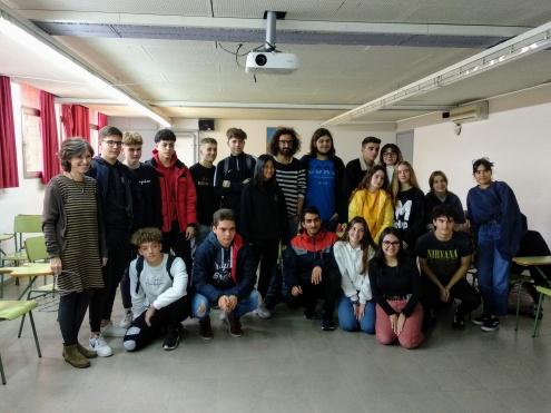 Connexions sessions Dalí Mohamad Bitari i Ali Lmrabet
