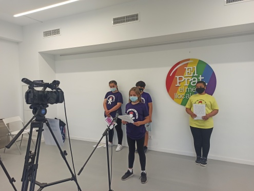 Manifest Consell Infants Dia Mundial contra LGTBIfobia