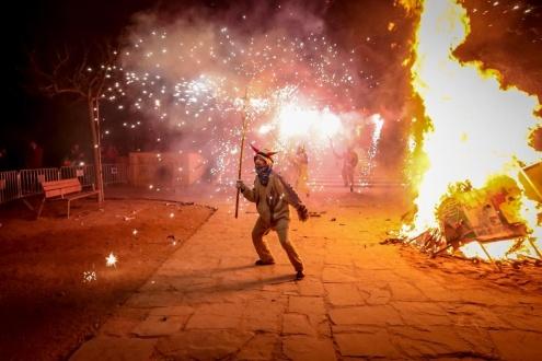foguera carnaval