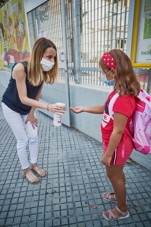 El Prat covid escoles inici curs