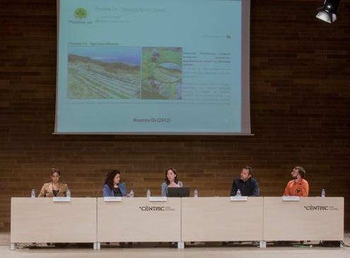 Jornada internacional sobre bones pràctiques de l'economia social a l'àmbit agroalimentari.