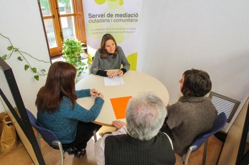 Servei de Mediació Comunitària del Prat.