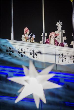 El garatge reial i la Cavalcada de Reis