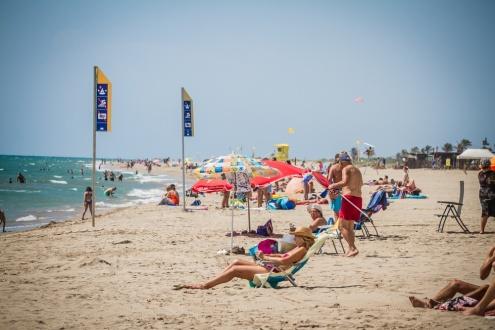 Valorció positiva de la platja del Prat