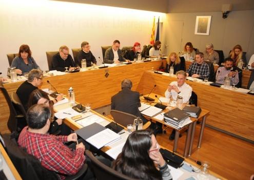 Aprovació del pressupost municipal al Ple