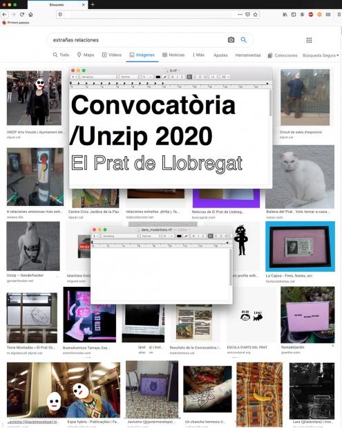 Convocatòria Unzip 2020