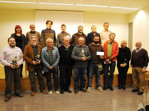 Premis Concurs de Fotografia Delta del Llobregat