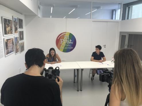 Presentació del Pla per la Diversitat Sexual, Afectiva i de Gènere, 2020
