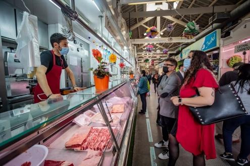 Presentació botiga en línia Mercat del Prat
