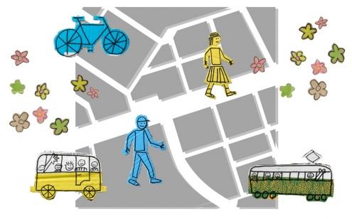 Setmana de la Mobilitat Sostenible i Segura.