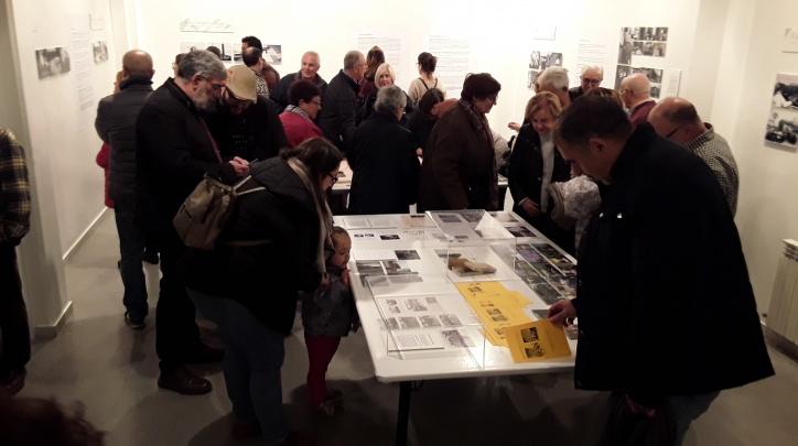 Inauguració: Habitatges de la Seda. Fotorelats. Històries que fan LA Història' de Nora Ancarola