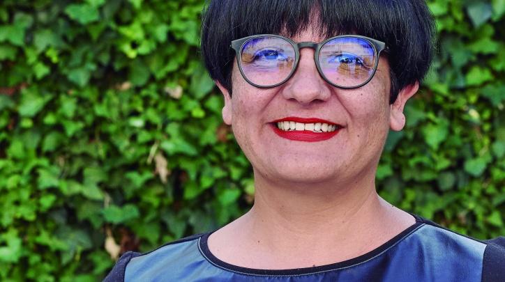 Sandra Daza (Podemos)