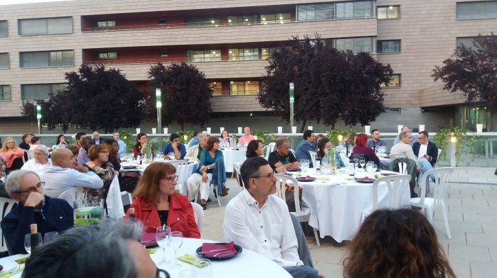 Sopar de la Cooperació, 2019
