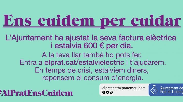 Infografia estalvi energètic
