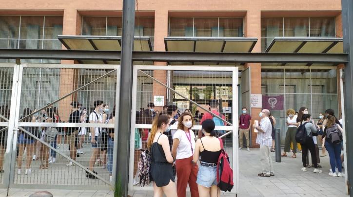 PAU a l'Institut Salvador Dalí