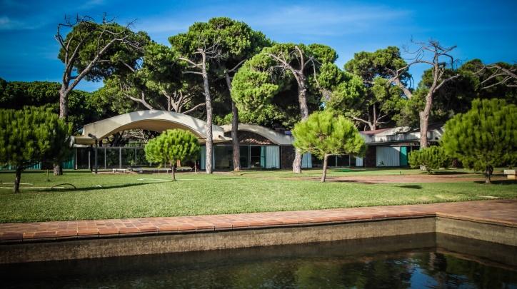 Casa Gomis, a la Ricarda
